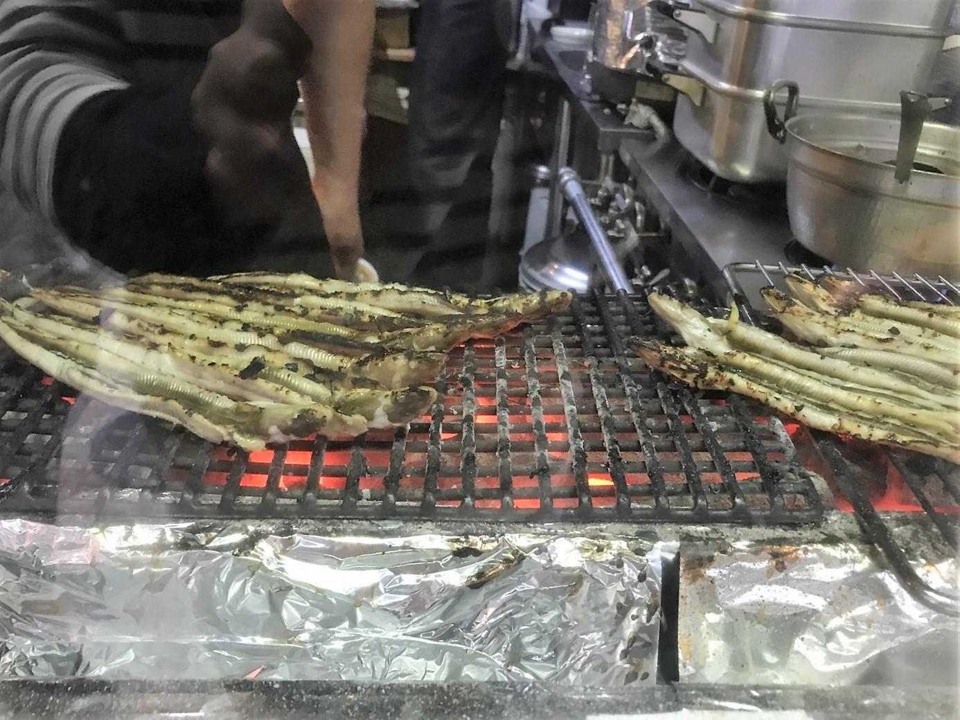 Yamayoshi Anago in Himeji for eel rice