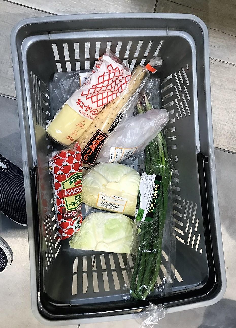 ingredients for okonomiyaki ntuc