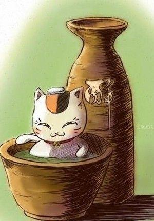 nyanko sensei sake