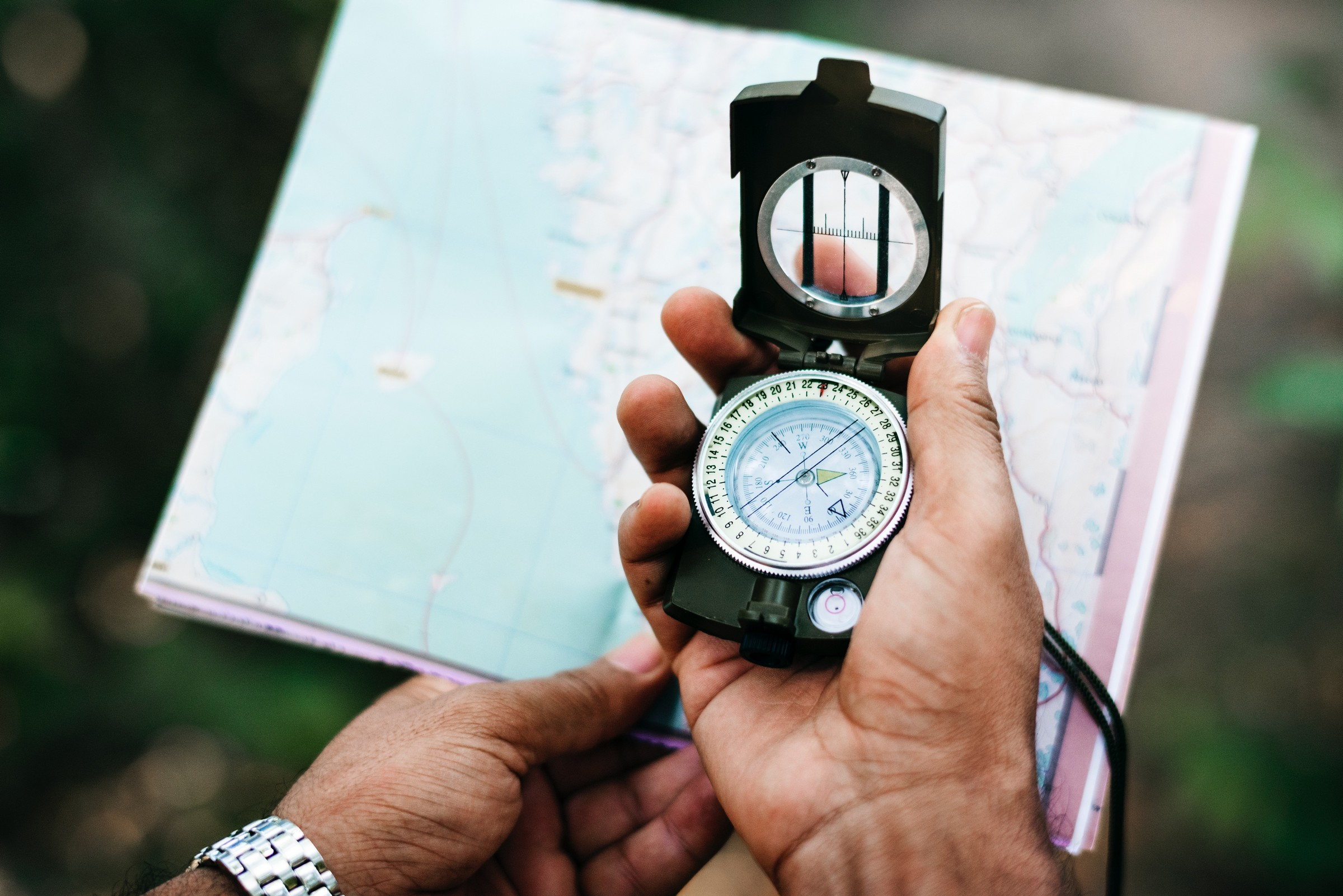 Compass For Navigation