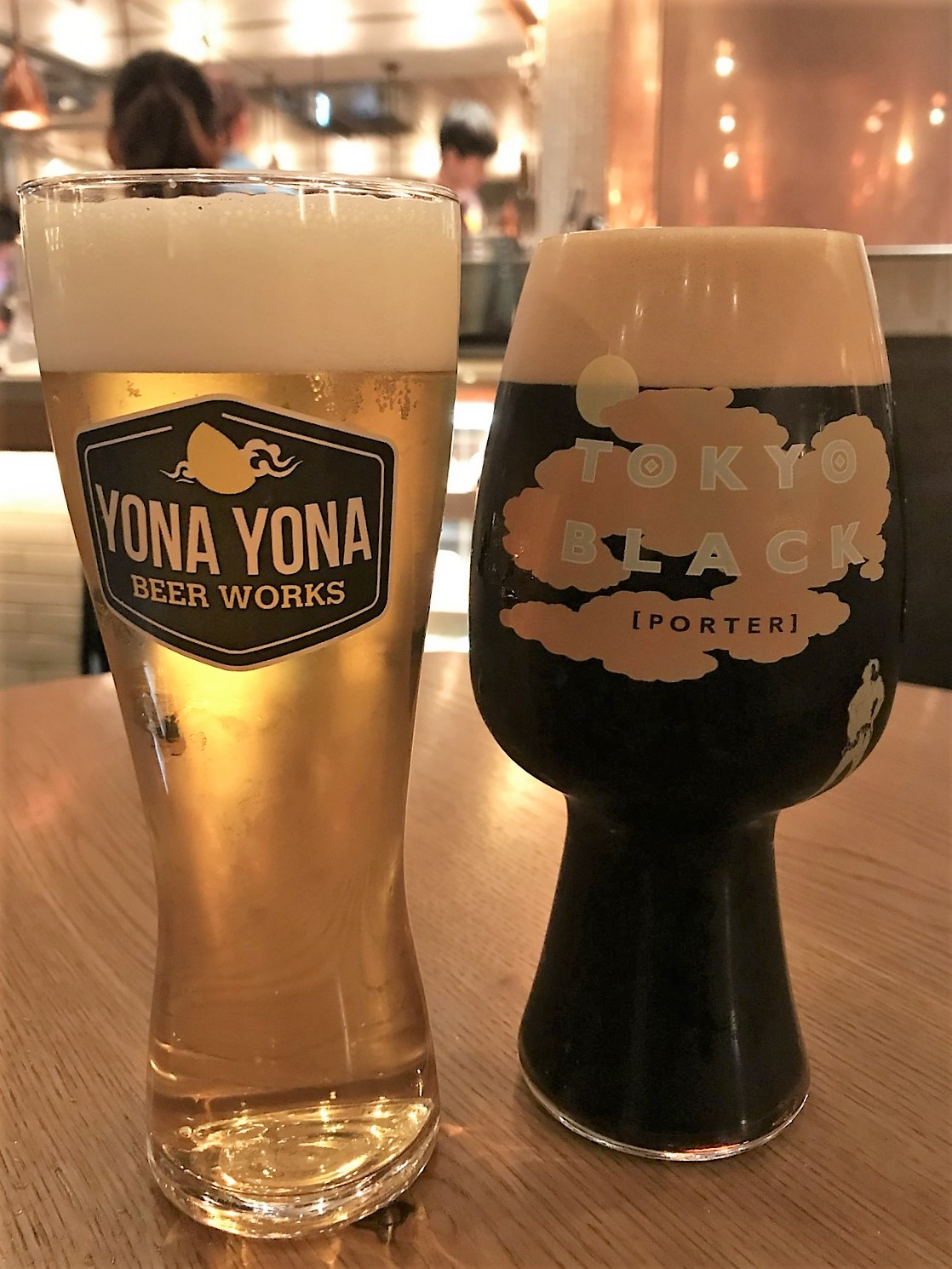 Yona Yona Beer Works in Shinjuku