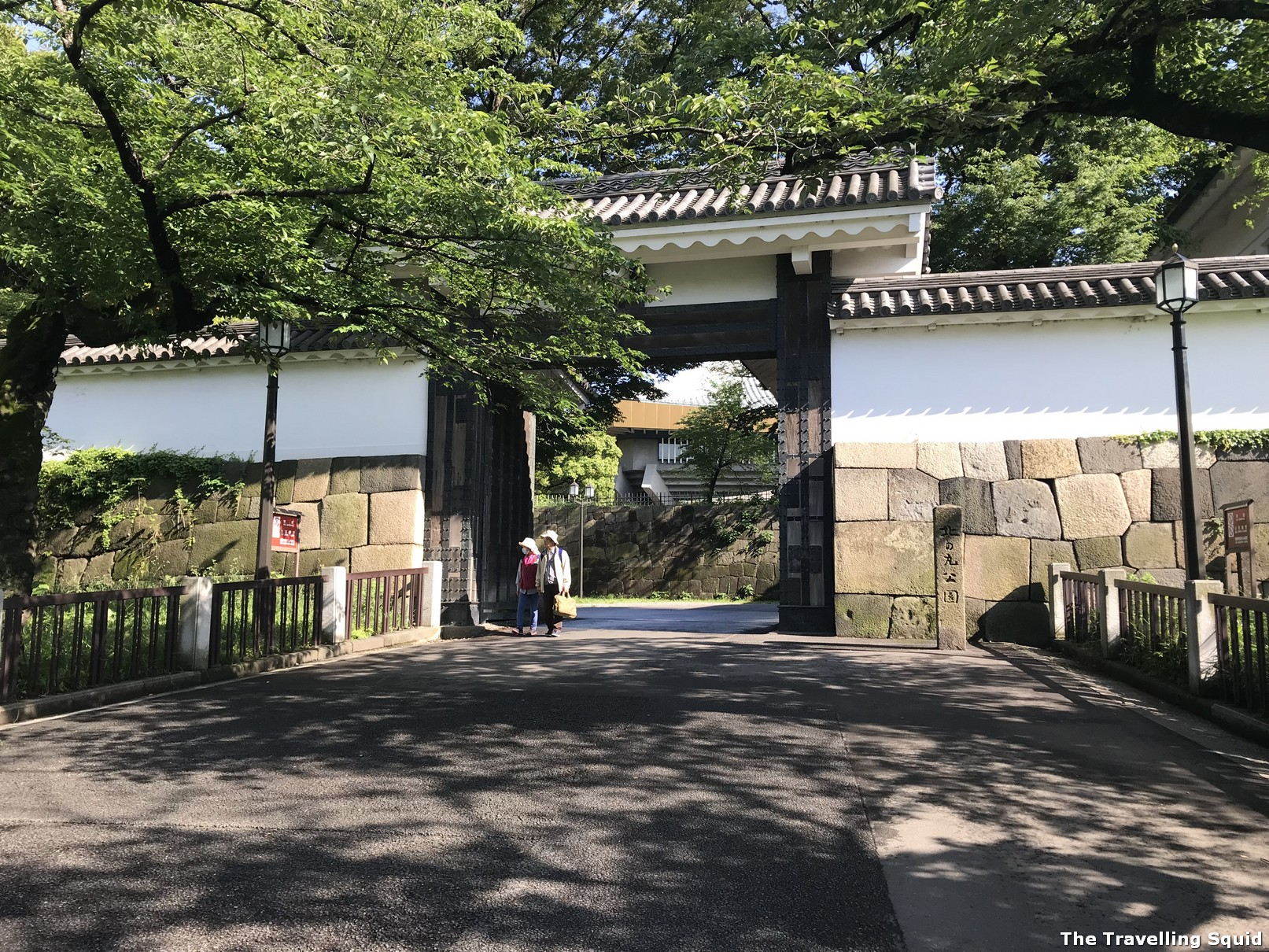 Tokyo Imperial East Gardens worth visiting