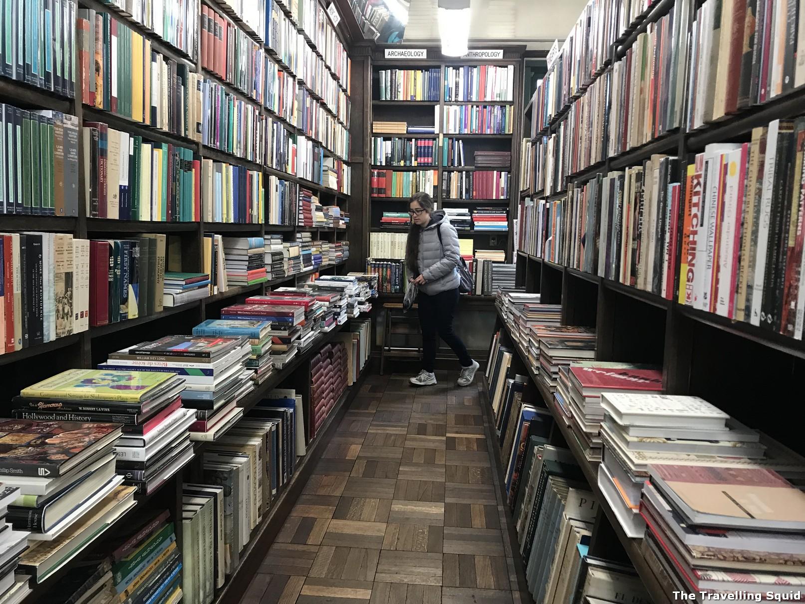 bookstores in Jimbocho Tokyo