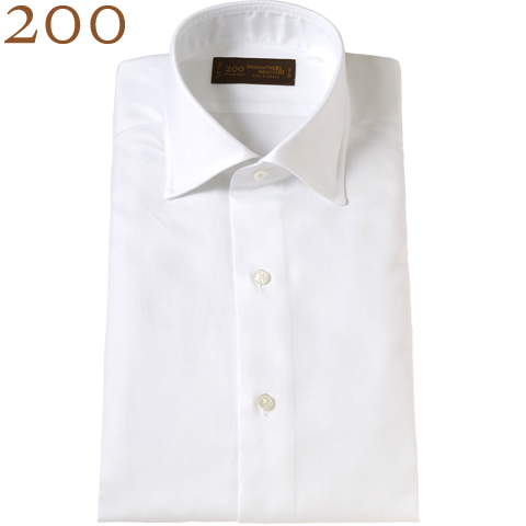 Kamakura shirts spread collar