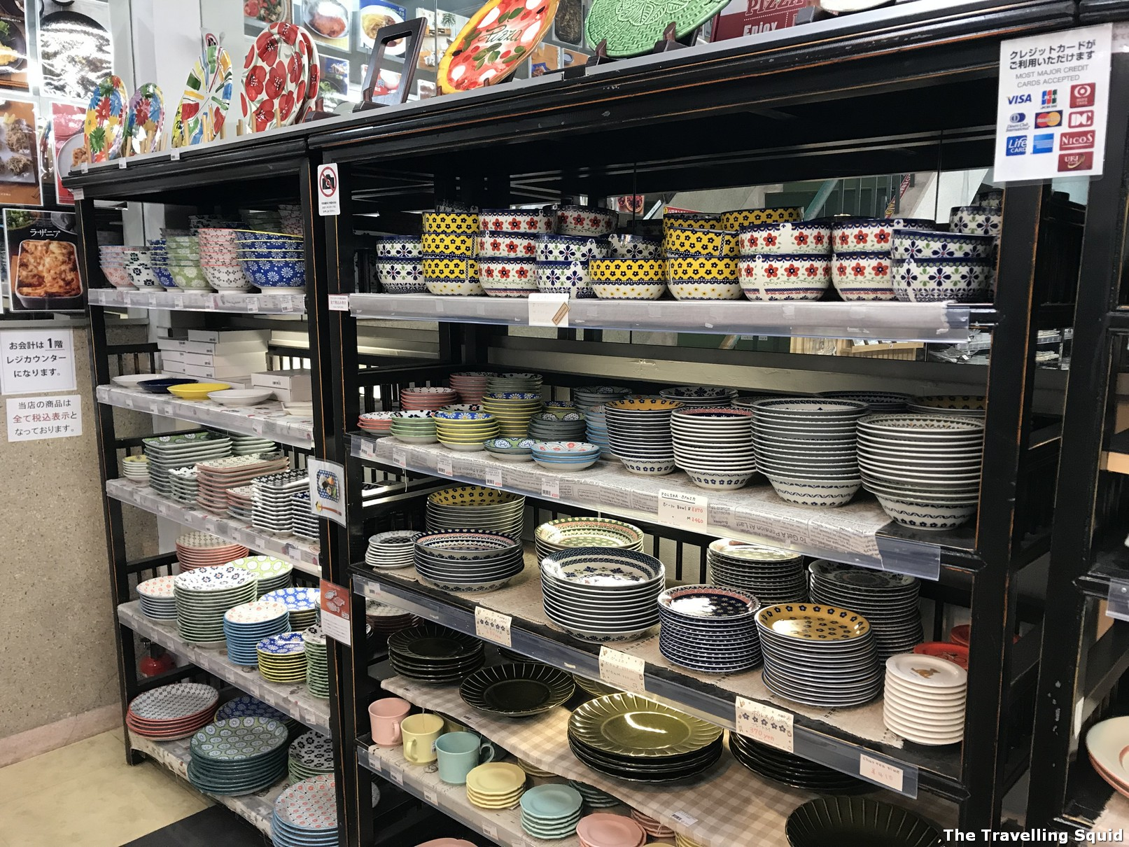 things to buy atKappabashi in Asakusa