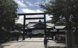 Yasukuni Shrine worth a visit