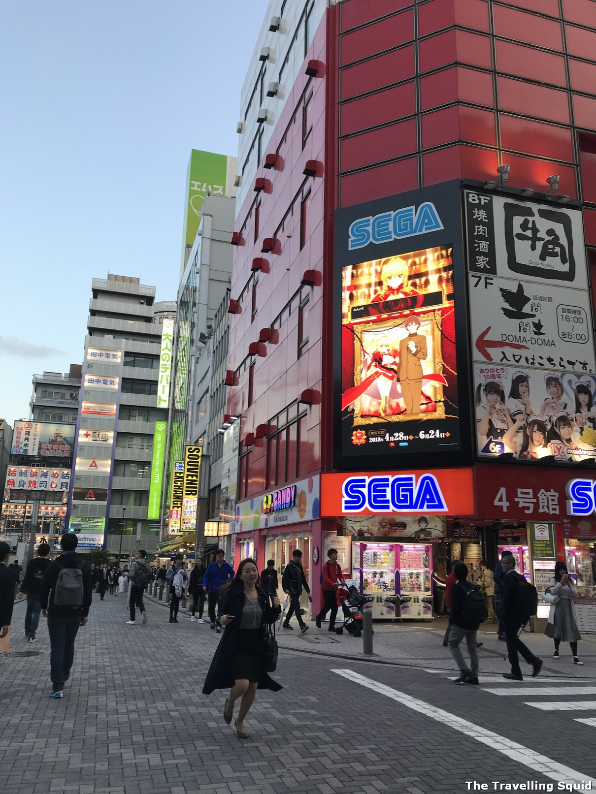 M's, the Pop Life adult department store in Akihabara