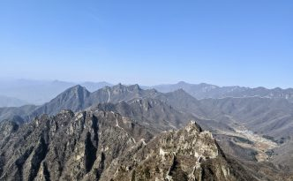 Great Wall hike from Jiankou to Mutianyu without a guide