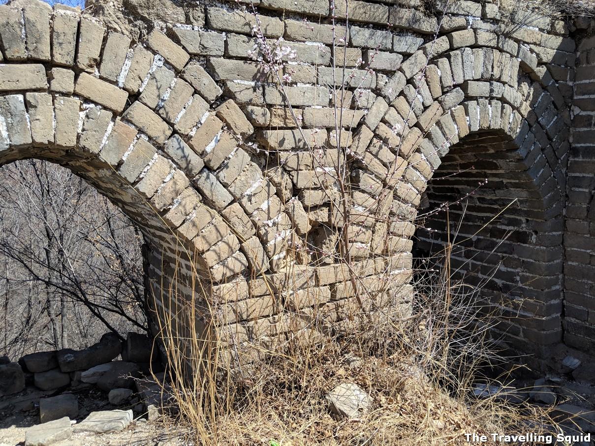 watchtower jiankou great wall mutianyu