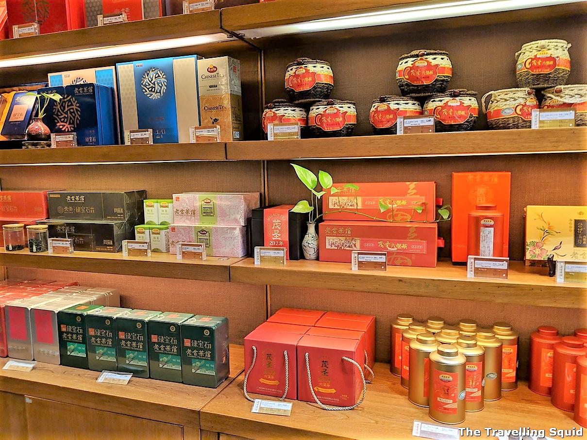 Laoshe Teahouse in Beijing