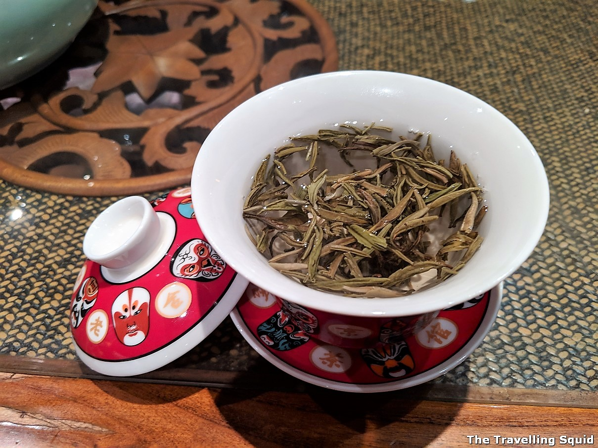 茉莉针王老舍茶馆北京