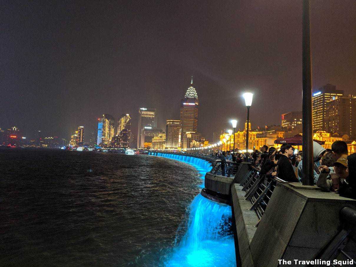 good time to visit The Bund