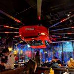 Visiting the 1886 German Restaurant & Bar near The Bund in Shanghai