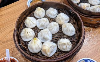 Jia Jia Tang Bao in Shanghai for the best Xiao Long Bao