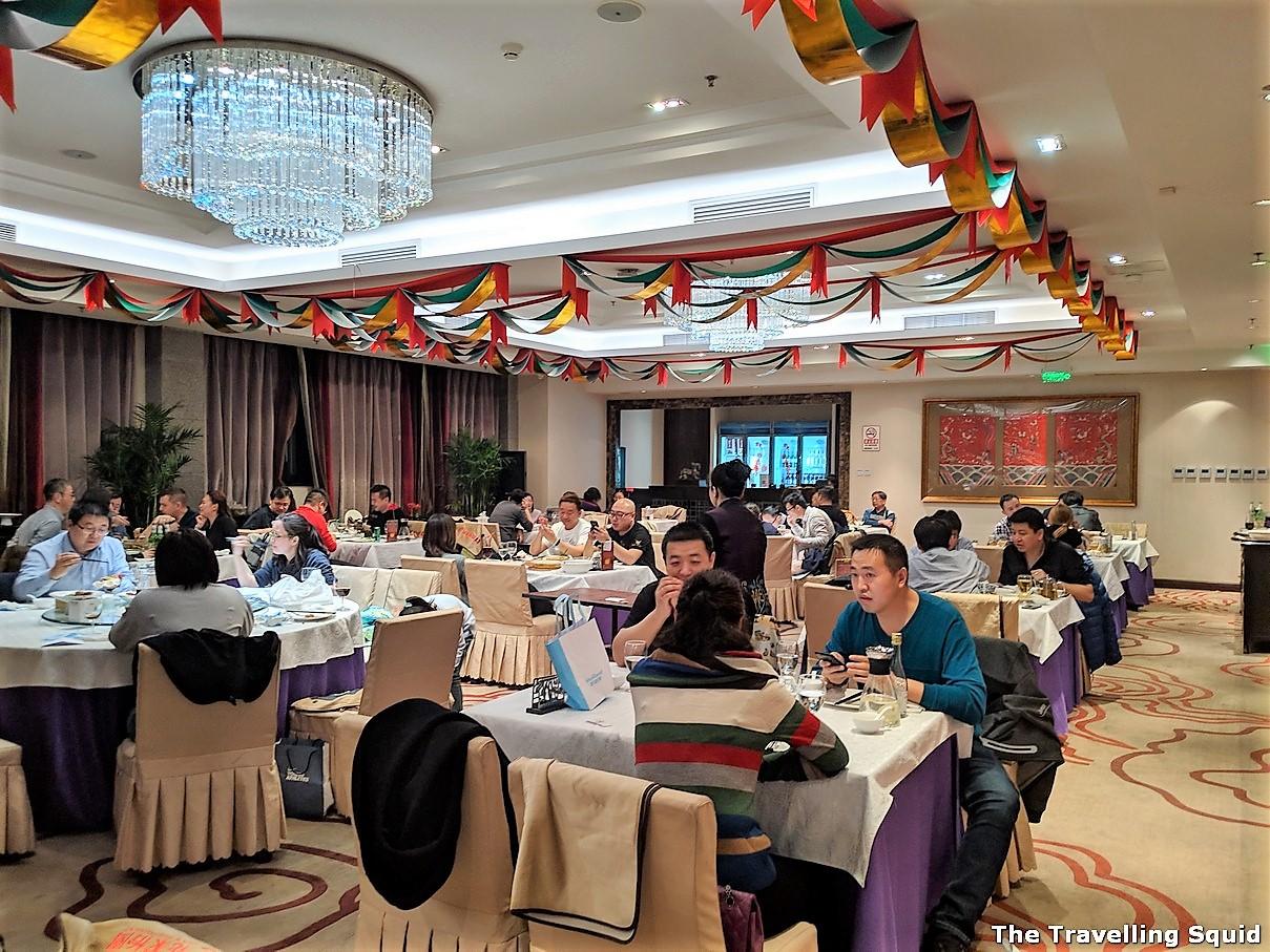 花家怡园 huajia yiyuan restaurant