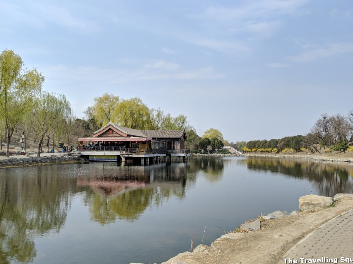 Yuanmingyuan the Old Summer Palace in Beijing is worth visiting