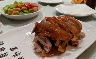 QuanJuDe has the best Peking Duck in Beijing