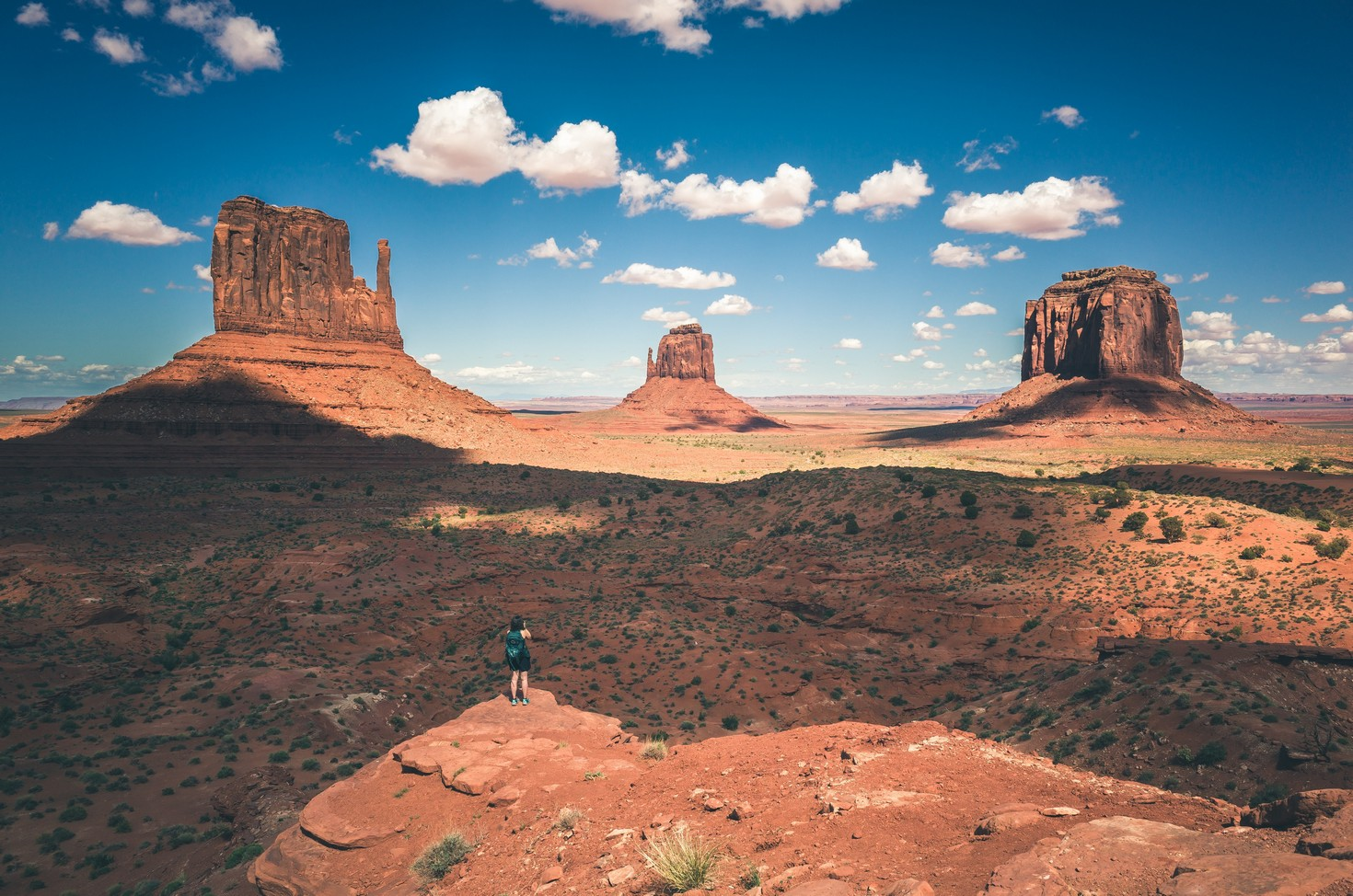 summer travel destinations in the United States Oljato-Monument Valley arizona