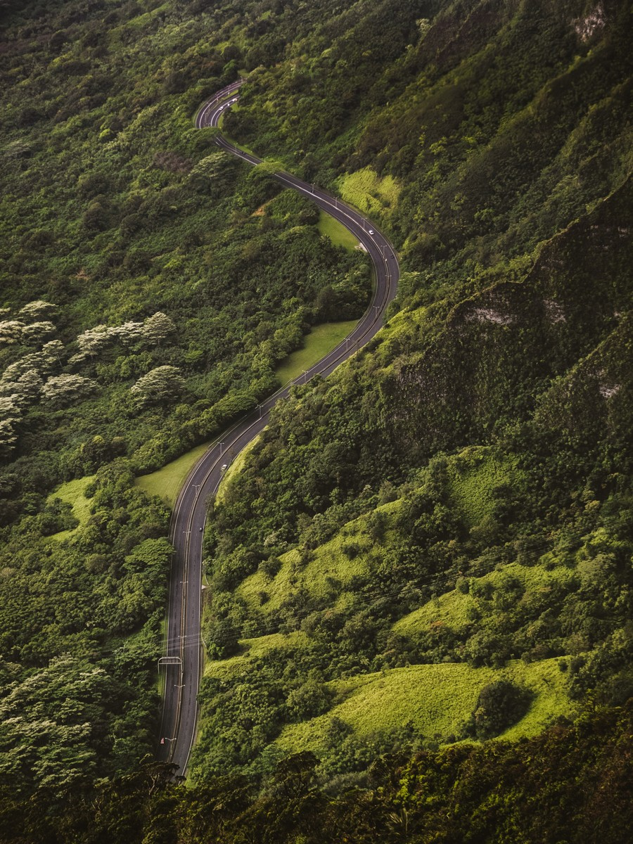 hawaii hills road