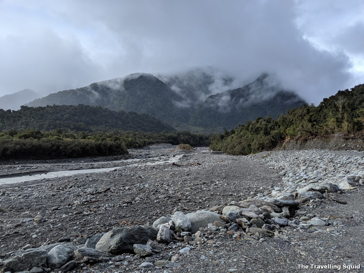 fox glacier terminal walk