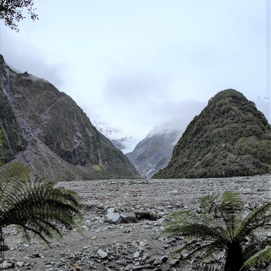 terminal face walk of Fox Glacier worth it
