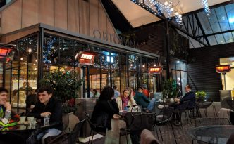 eating at Ortolana in Auckland is highly recommended