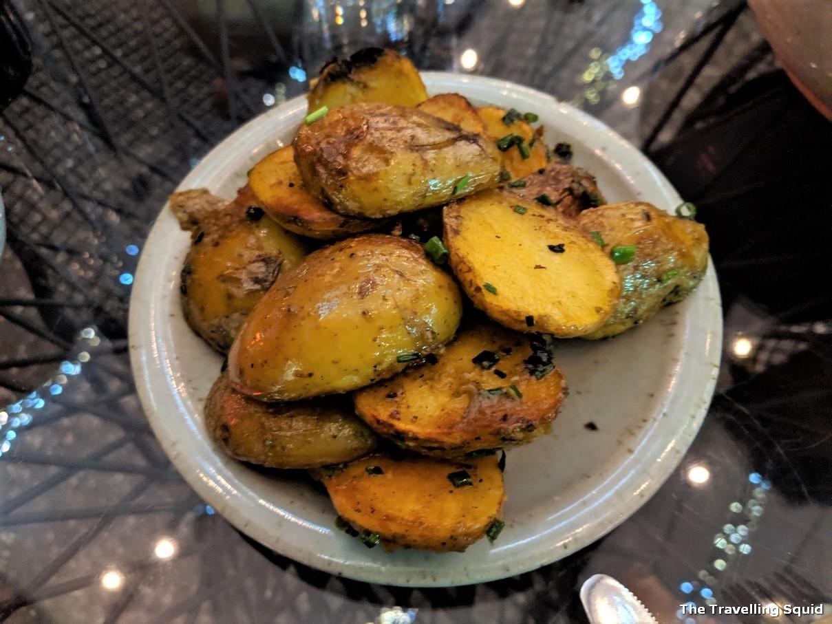 duck fat potatoes ortolana