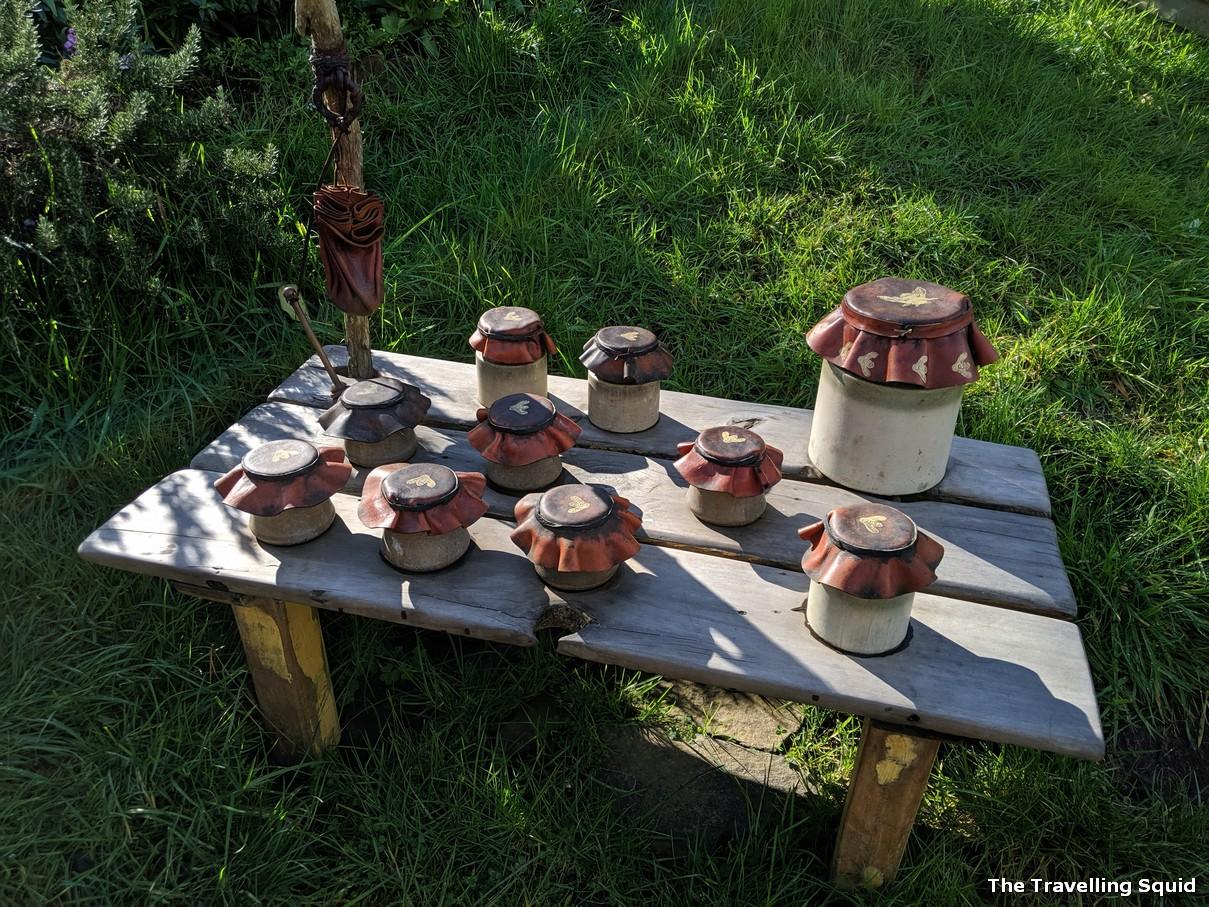 pottery hobbiton auckland