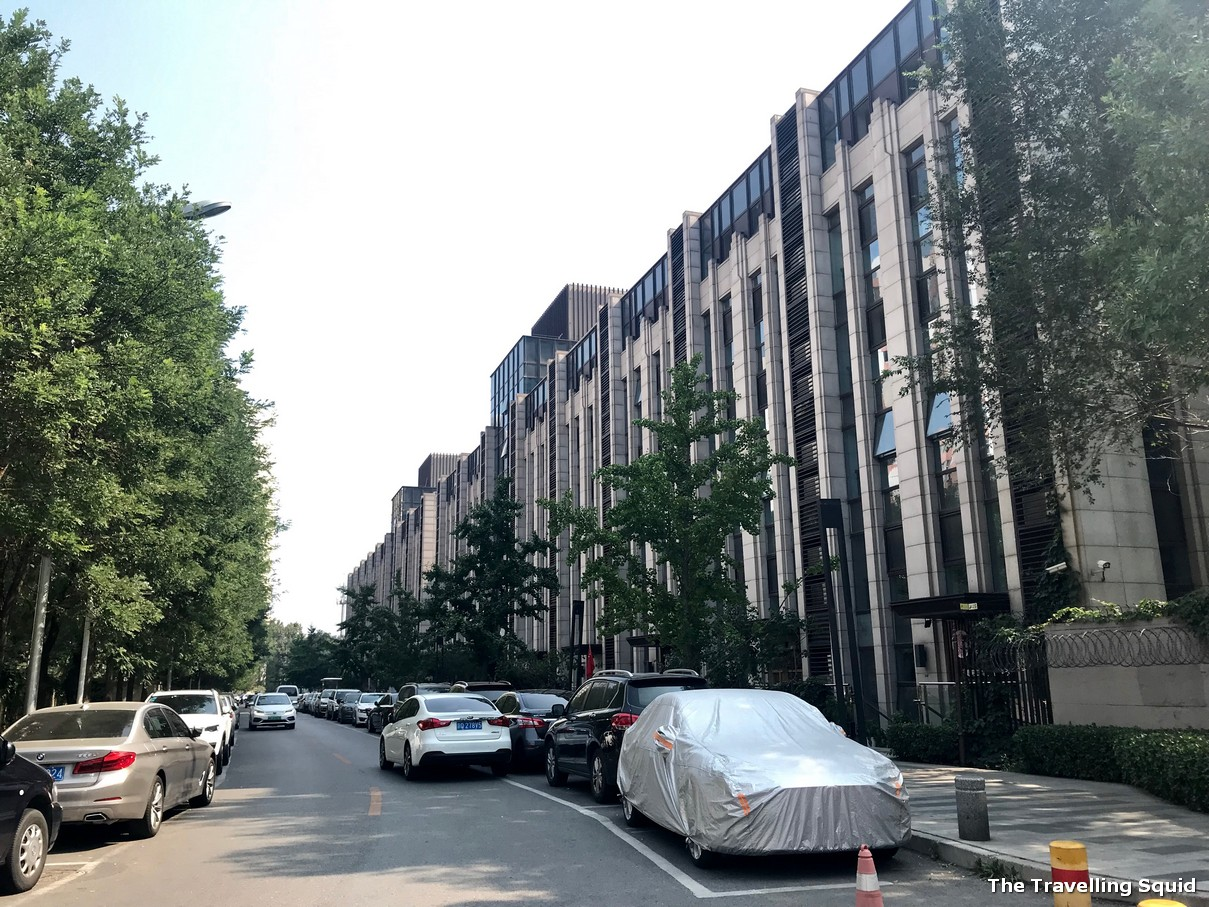 renting an apartment in Beijing Haidian tangning one