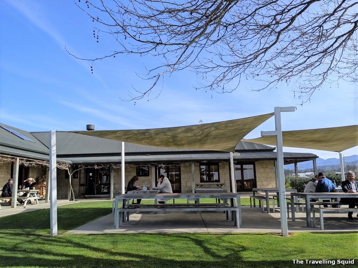 wairau river wines outdoor space