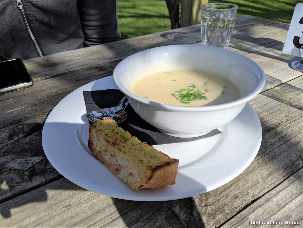 wairau river wines restaurant soup