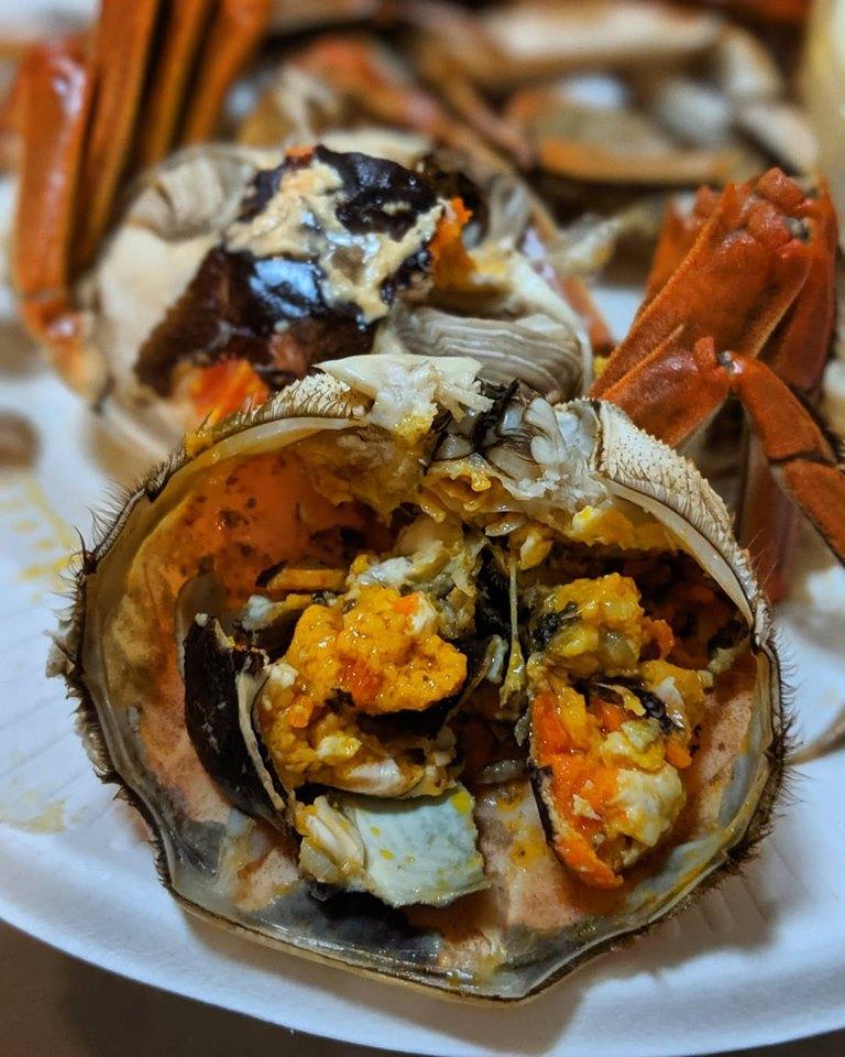 cook hairy crabs in Beijing
