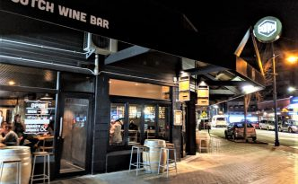 Scotch Wine Bar in Blenheim New Zealand