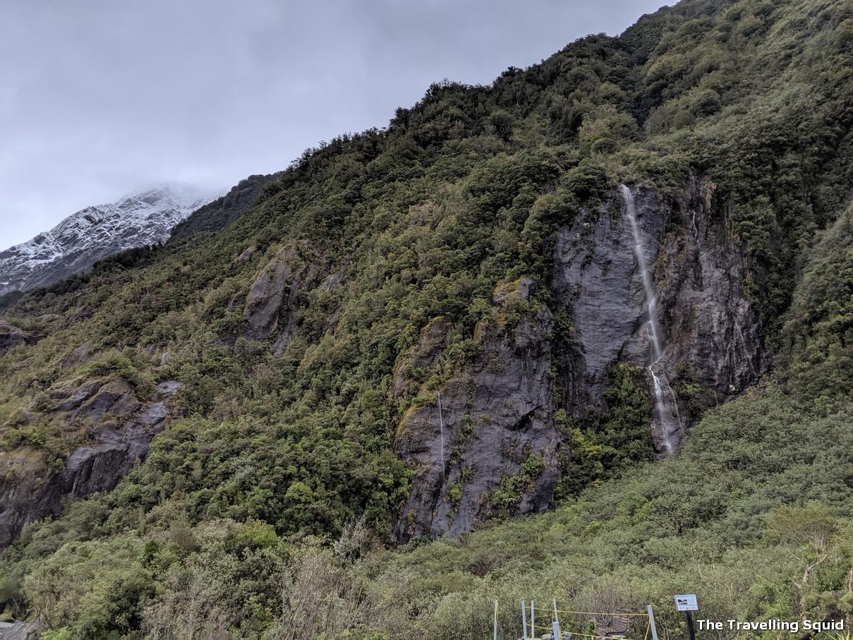 franz josef glacier hike crevice