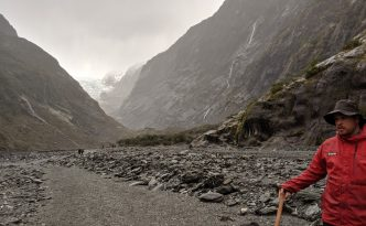 hike to Franz Josef Glacier be done on your own