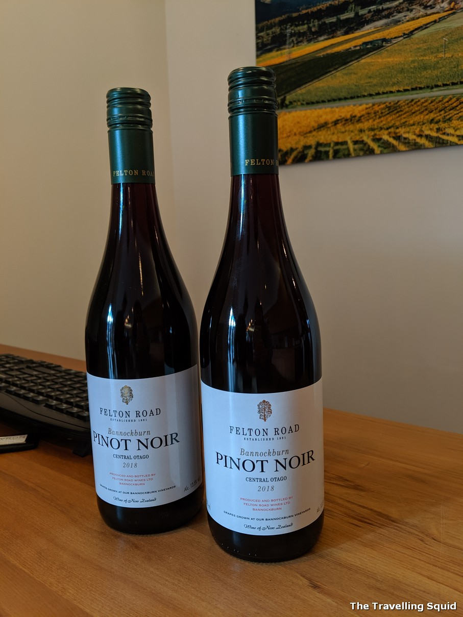 felton road bannockburn wine