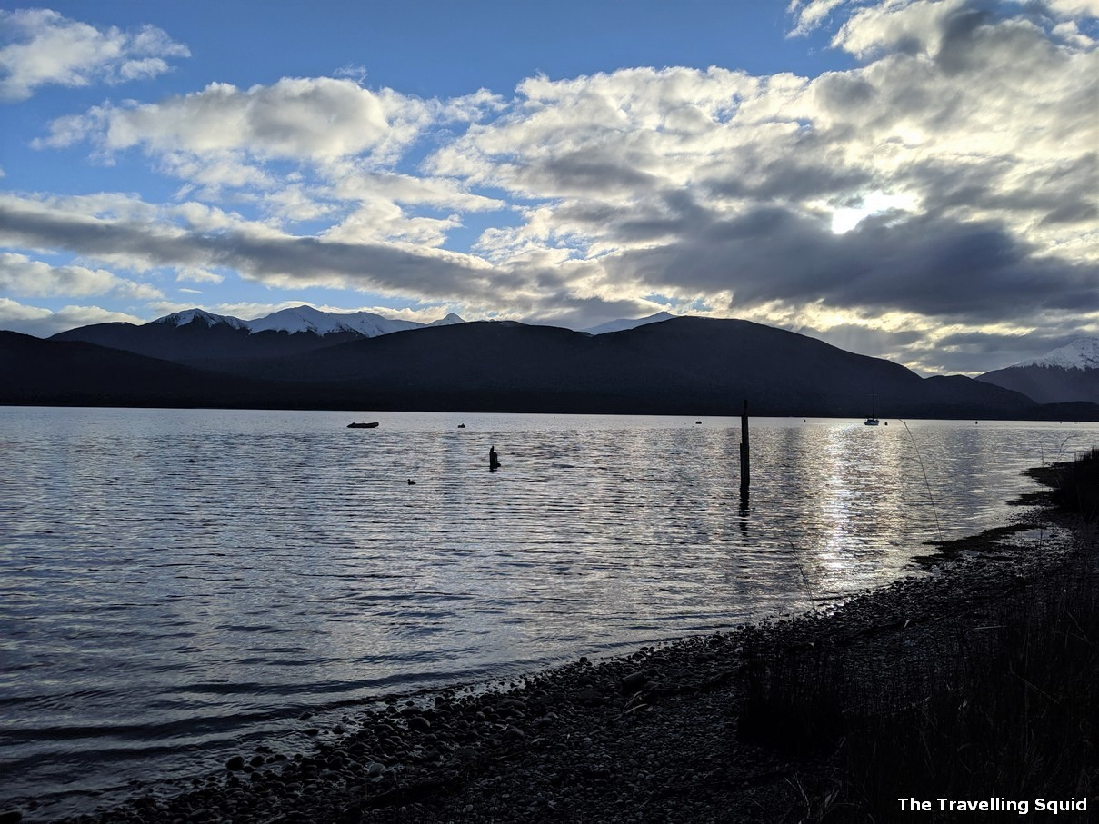 lake te anau new zealand south island