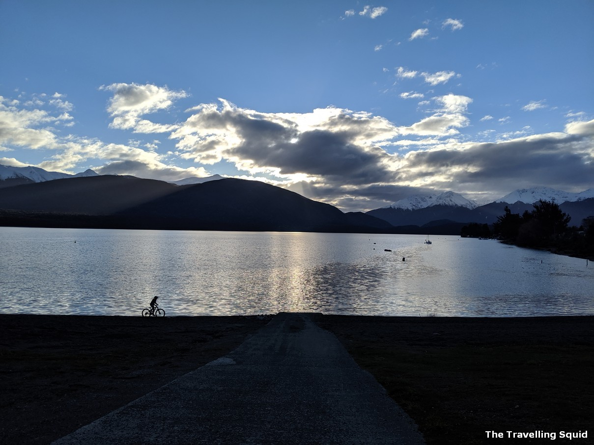 things to do in Te Anau lake te anau new zealand