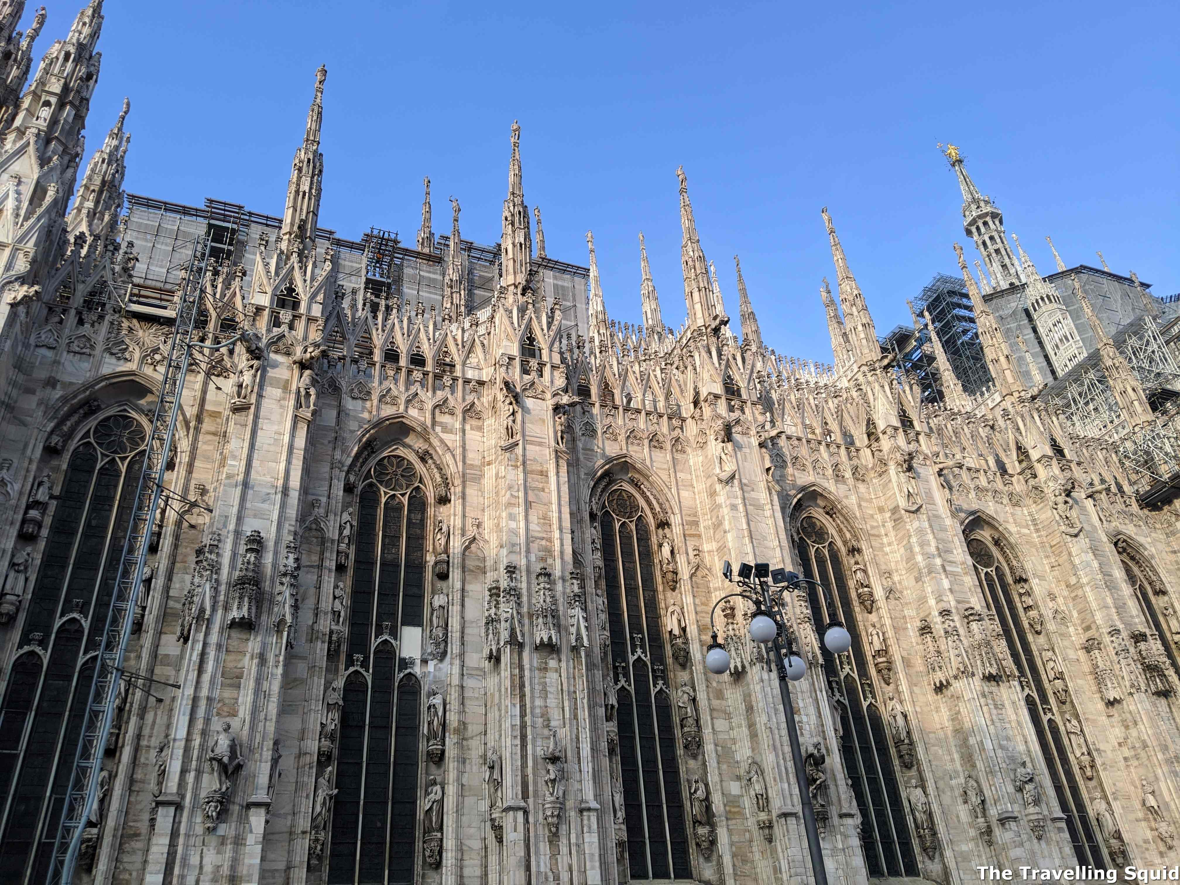 worth entering the Milan Cathedral?