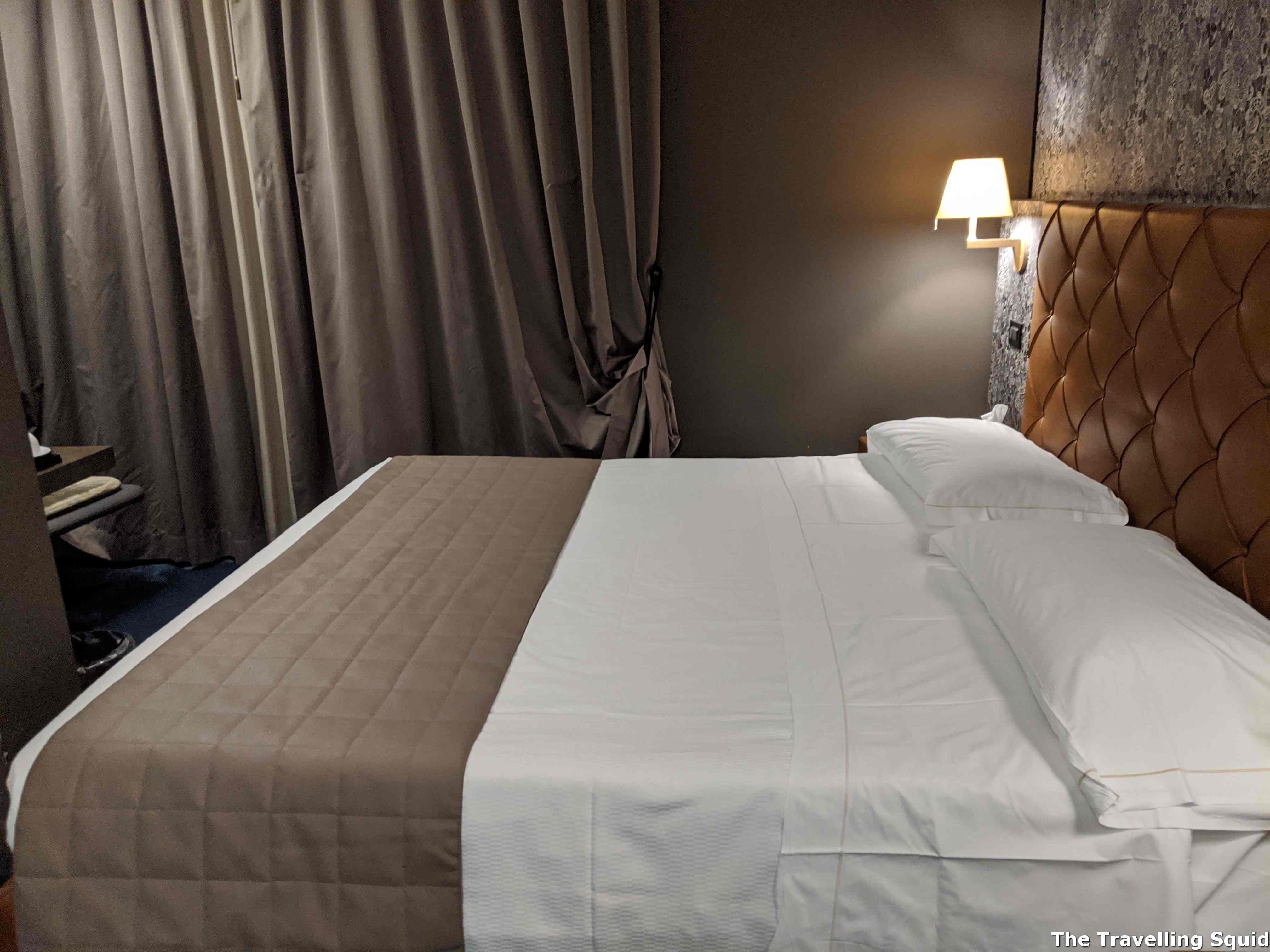 room Hotel Riva Del Vin in Venice