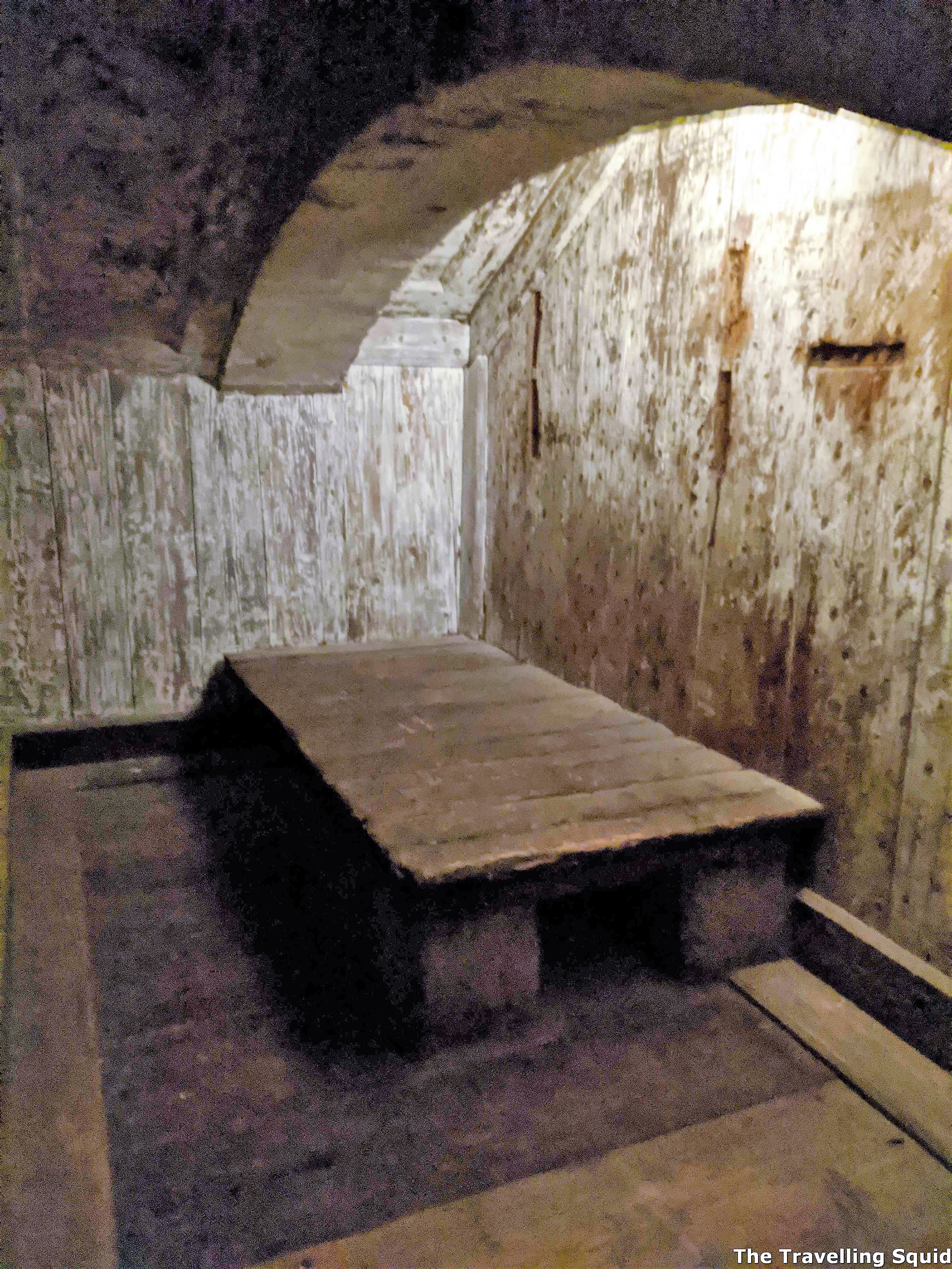 prison Secret Itineraries tour of the Doges Palace in Venice