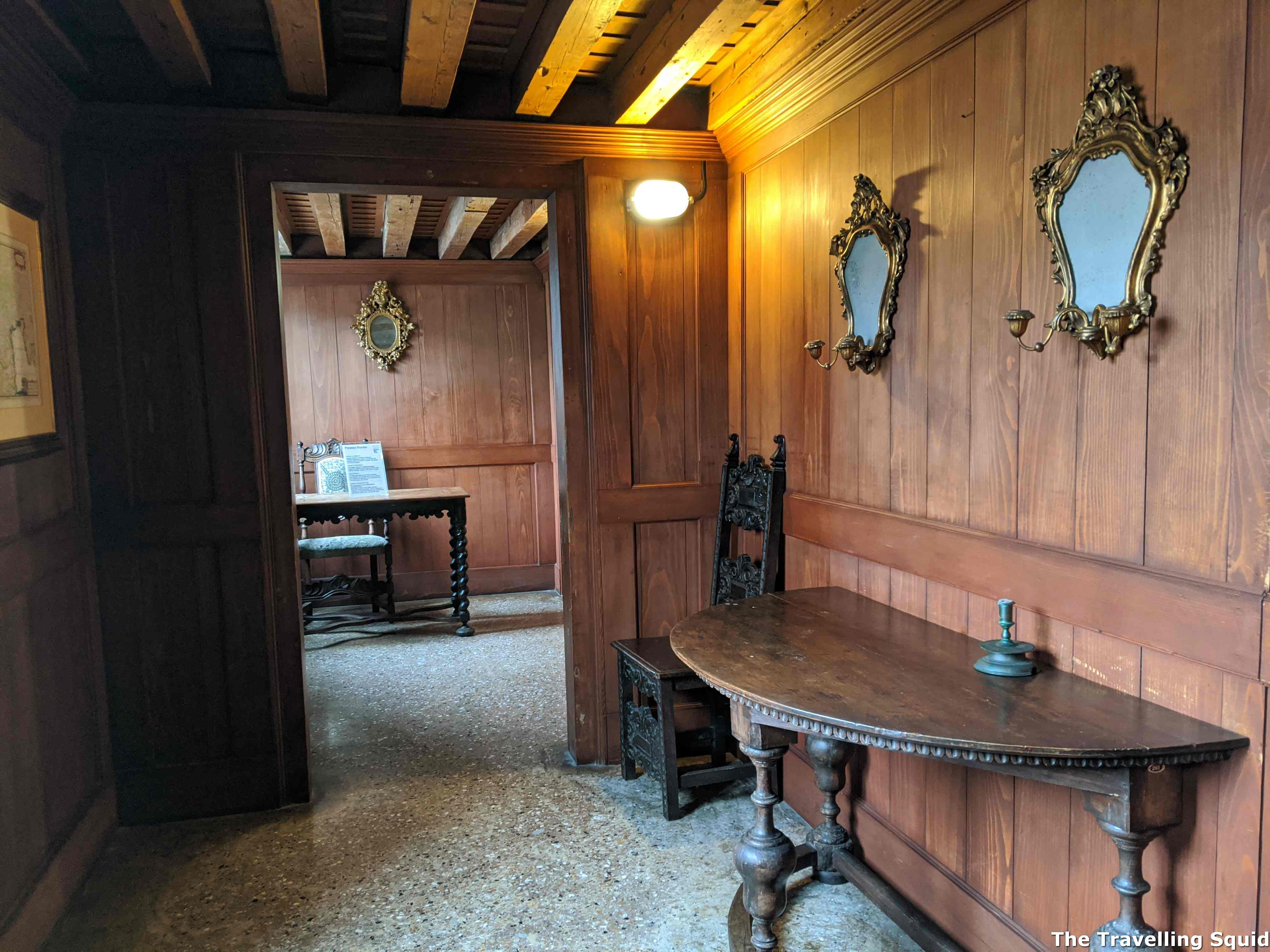 Office of the Great Chancellor doges palace