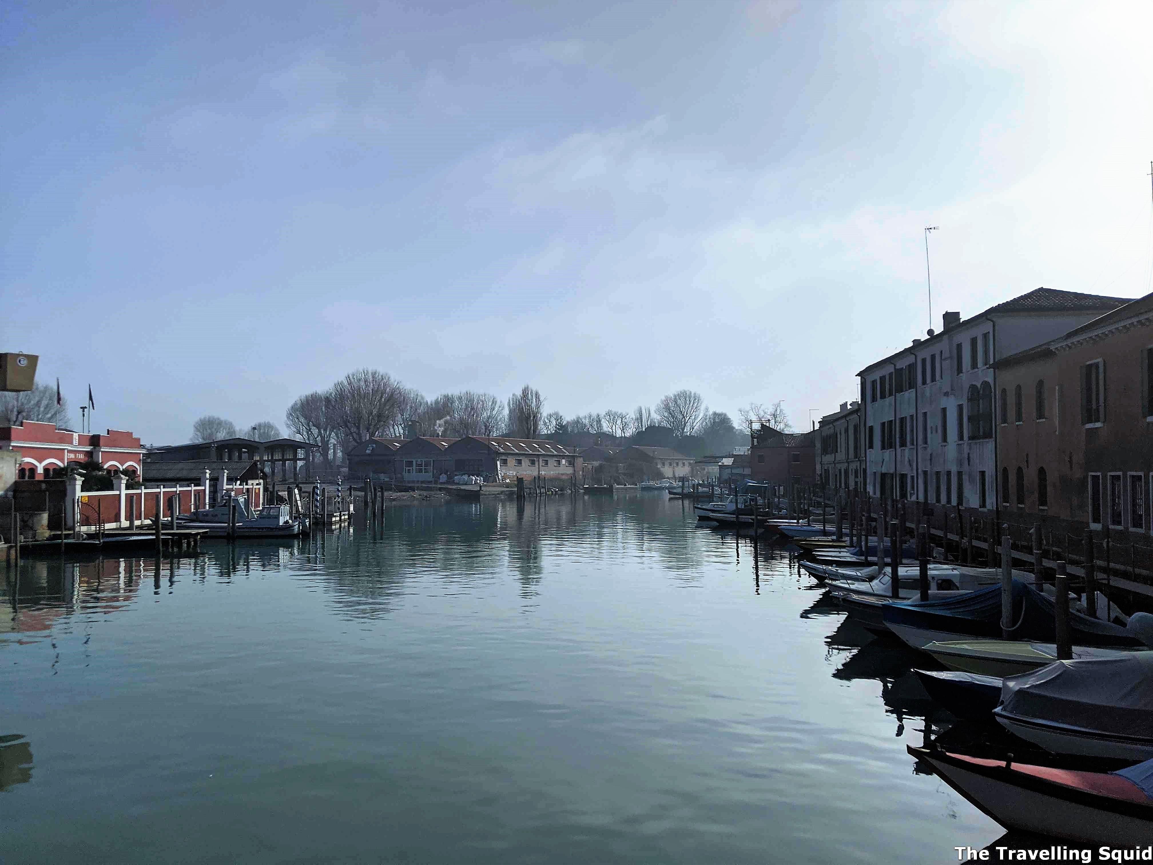 castello venice boats