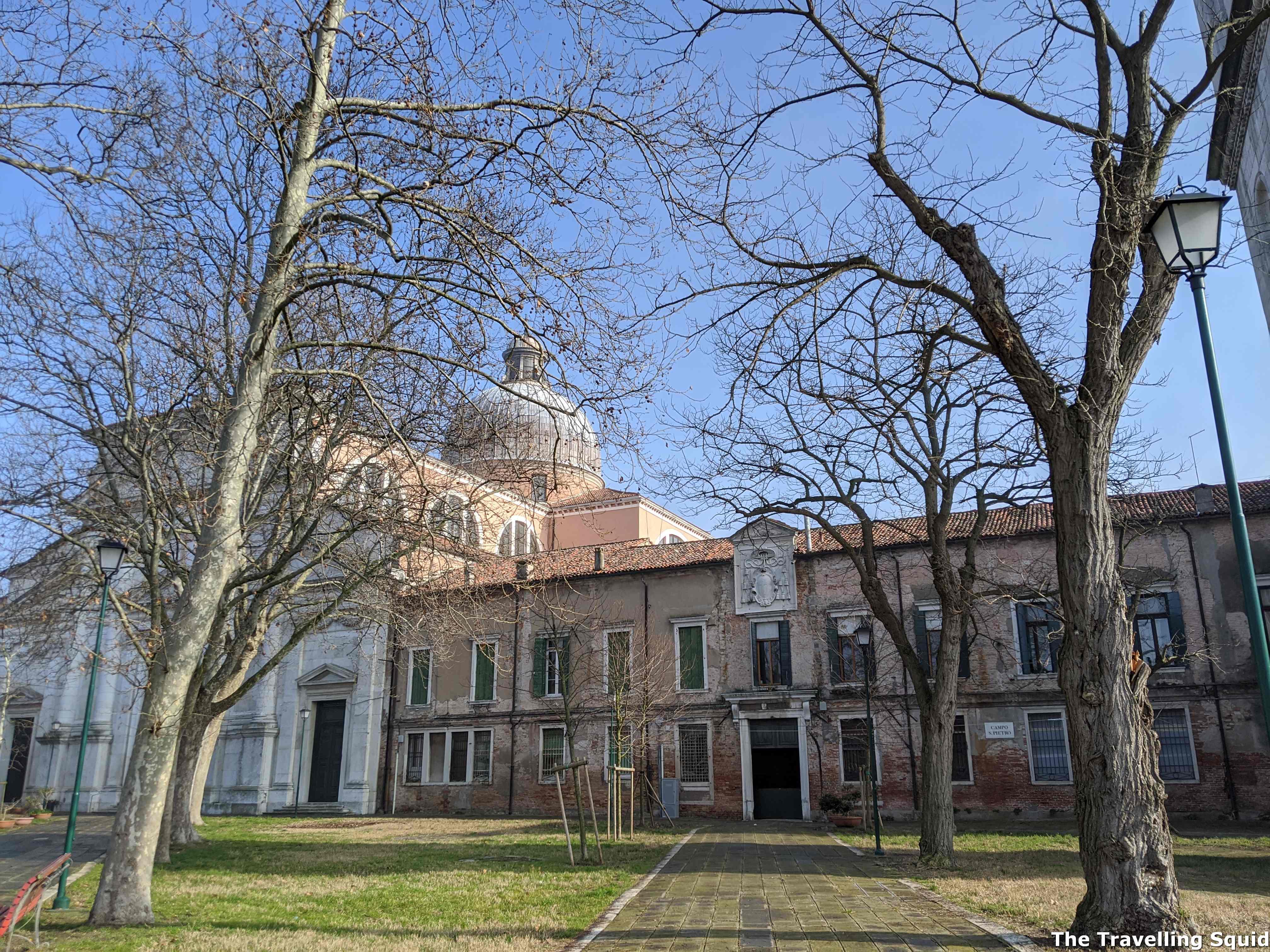 Basilica of San Pietro di Castello
