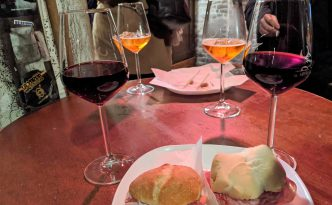 cicchetti Visit the Al Merca Wine Bar in Venice