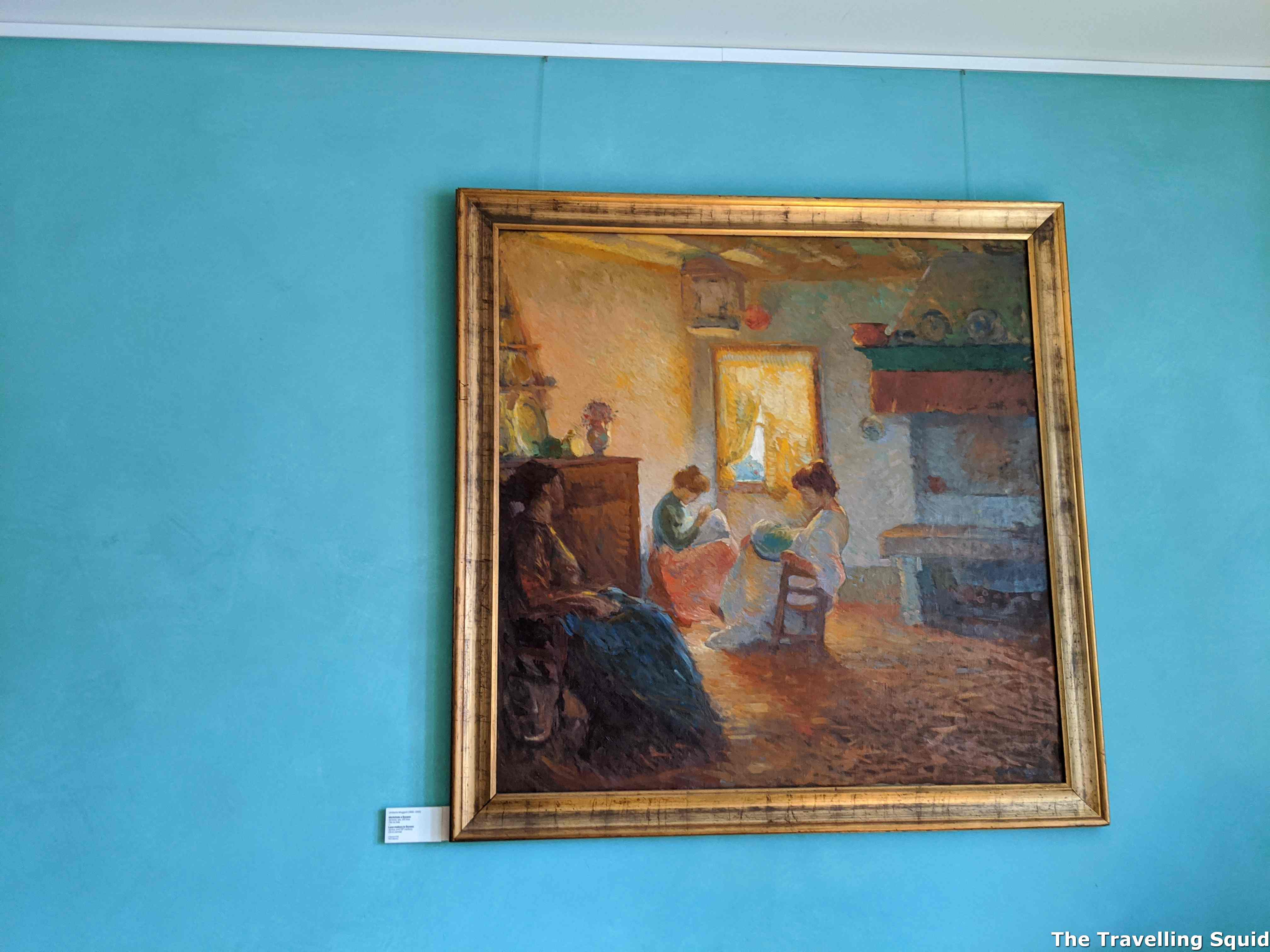 lace museum paintings murano venice