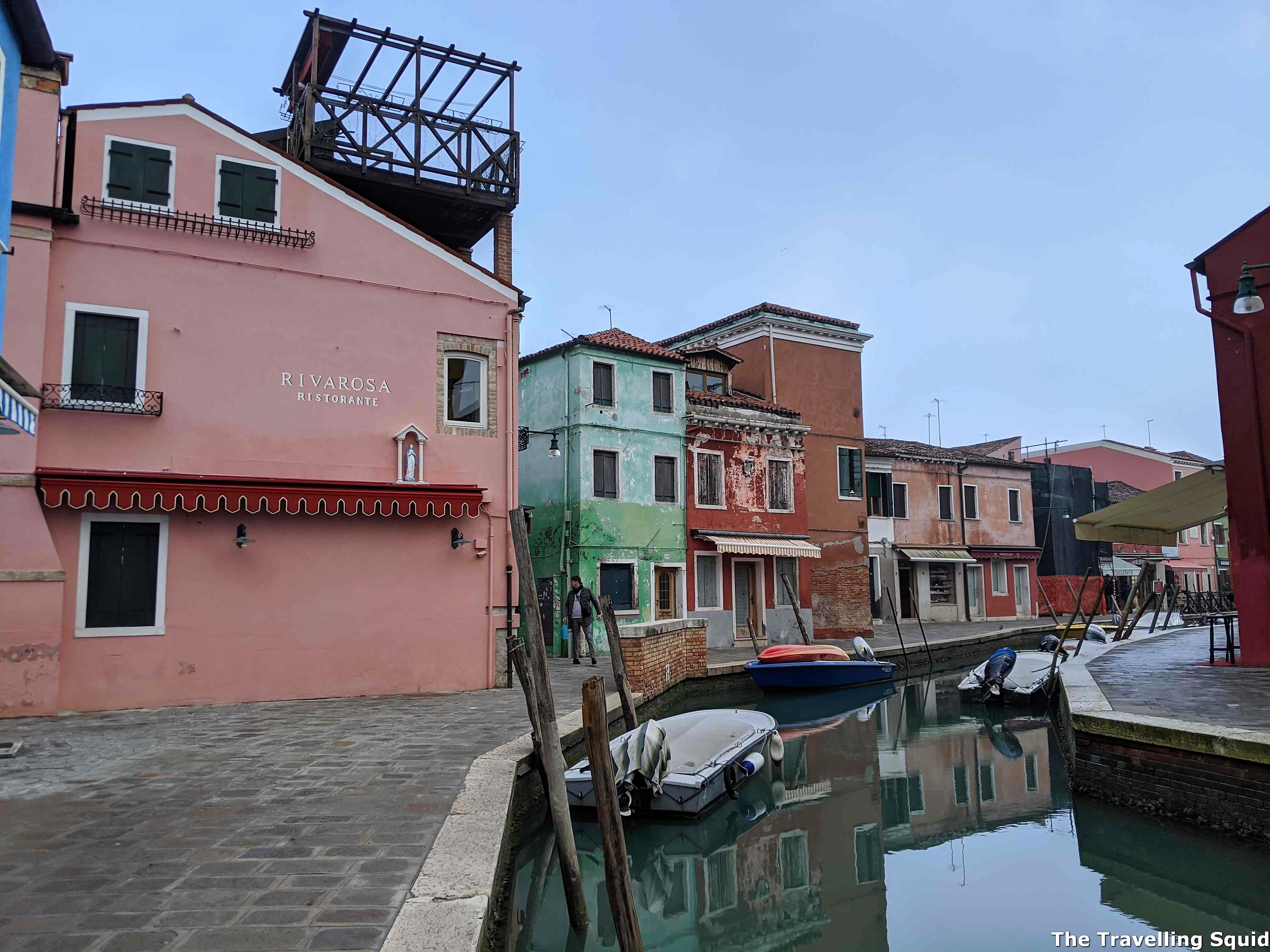 Is Burano and Murano in Venice worth visiting?