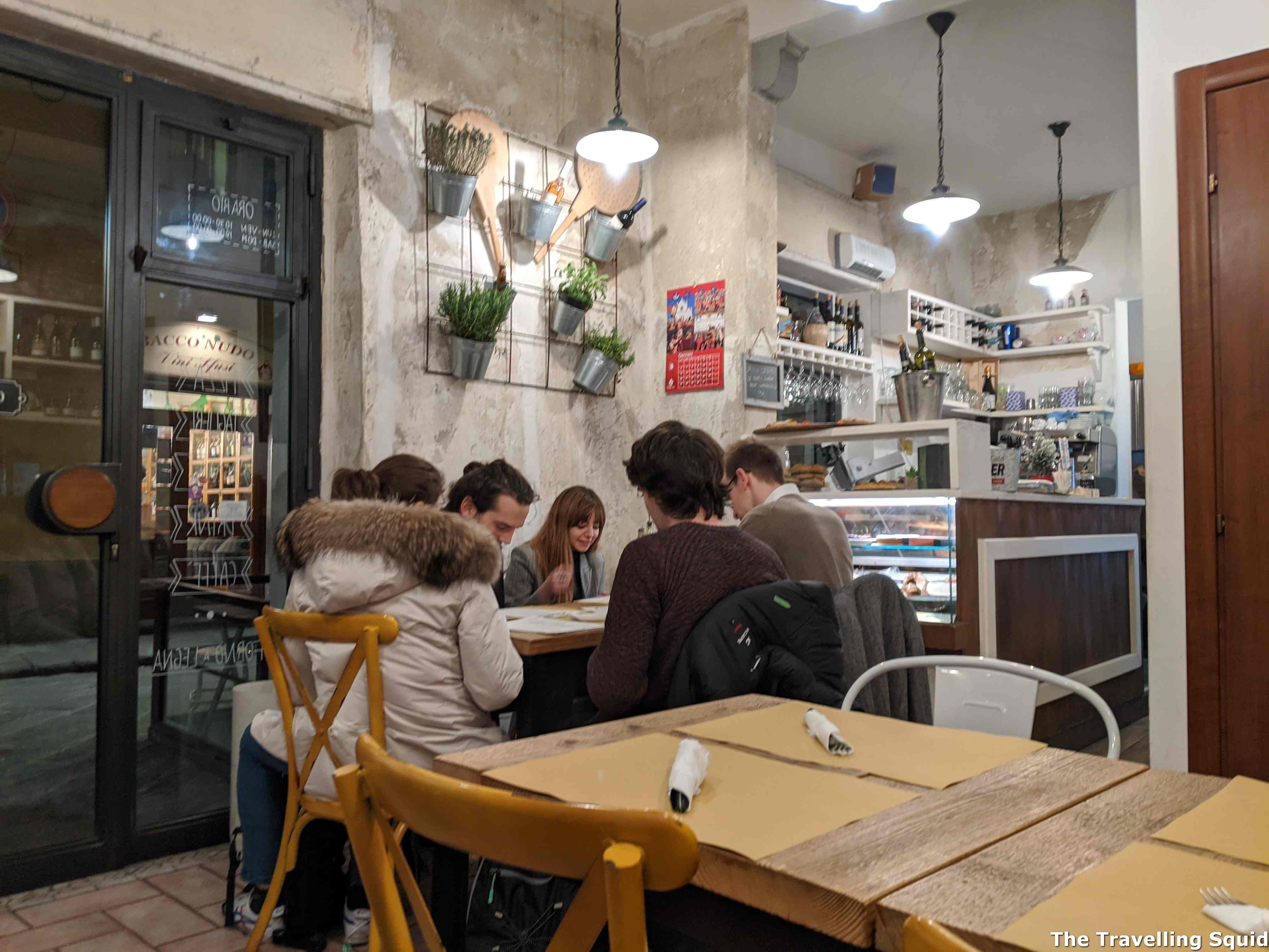 Malborghetto for affordable pizza in Florence