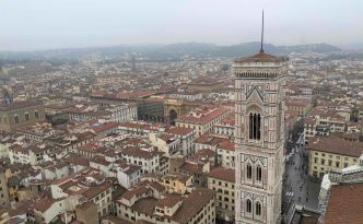 Cathedral of Santa Maria del Fiore rooftop