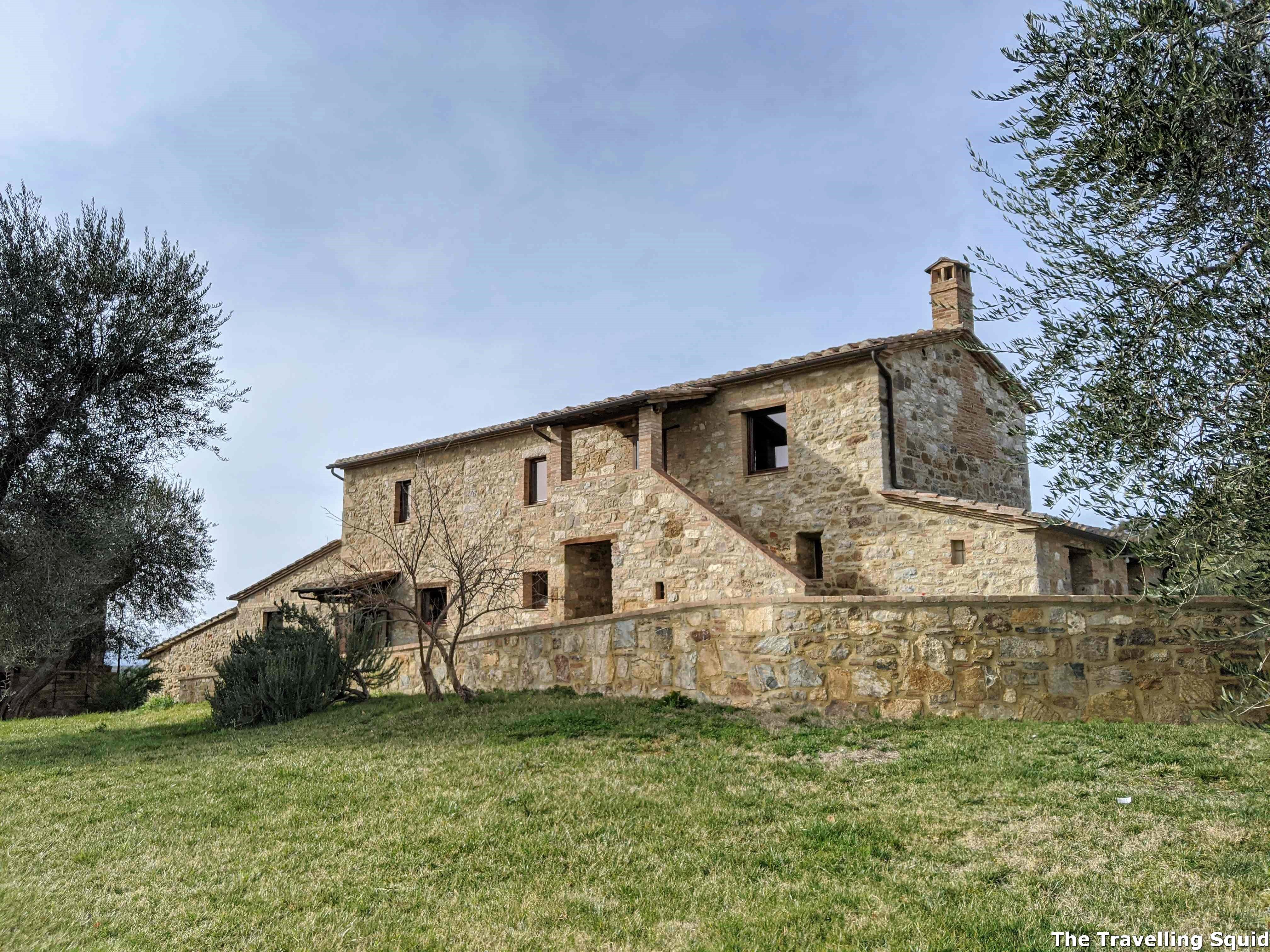 CiacciPiccolomini d'Aragona in Montalcino